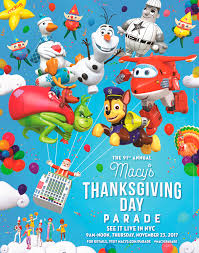 let s a parade the world renowned macy s thanksgiving day