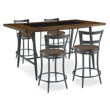 newcastle counter height table dining the brick