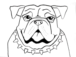 christmas dog drawing christmas dog coloring pages cartoon