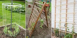 build a garden trellis building a garden trellis american gardener
