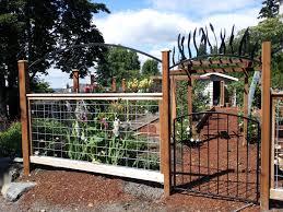 Deer Proof Fence For Vegetable Garden Plant Talk Whidbey Island Deer Fence Inspires A Fresh Design For