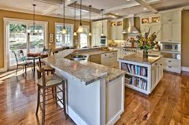 what color cabinets go with light floors 7 attractive kitchens with light wood floors of the home
