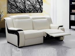 Modern Recliner Sofas Modern Reclining Sofa Sectional The With Regard To