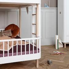 Oliver Furniture Wood Oliver Furniture Etagenbett Wood Eiche Leiter Vorne Online