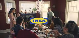 thanksgiving host commercials ikea thanksgiving ad