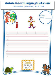 preschool worksheets match objects with first letter of name 8