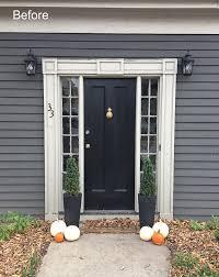 design fixation colorful front door makeover tutorial