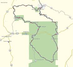 Map Of Custer State Park by Black Hills National Forest Don Moe U0027s Travel Website