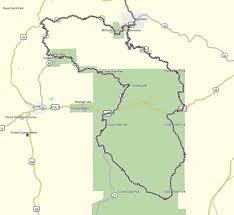 Wv State Parks Map by Black Hills National Forest Don Moe U0027s Travel Website