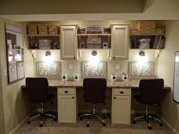 basement workstation homework station craft station using