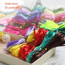 cheap satin ribbon popular 3mm satin ribbon buy cheap 3mm satin ribbon lots from