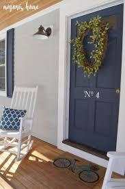 navy blue front door 33 inspiring style for navy blue doors front