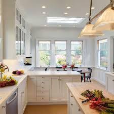 ideas for narrow kitchens kitchen long narrow kitchen design awesome narrow design ideas