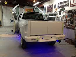 Storm Truck Project Episode 16 Custom Tail Lights Tailgate And