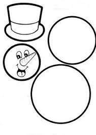 free printable snowman template christmas templates u0026 printables