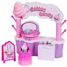 shopkins cotton candy party birthday cake suprise playset ebay