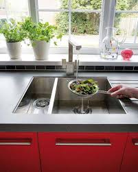 Latest Kitchen Designs 2013 Modern Kitchen Design In Revolutionizing Bold Red Color