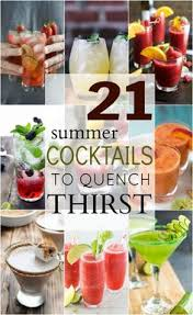 classic summer cocktails 15 incredibly refreshing classic summer cocktail recipes