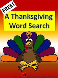 best 25 thanksgiving word search ideas on