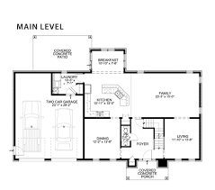 Customizable Floor Plans by The Victoria Shuster Custom Homes Floor Plans