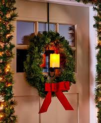 the door led wreath hanger with timer ltd commodities