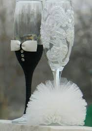 wedding glasses 79 best wedding glass images on glass chagne