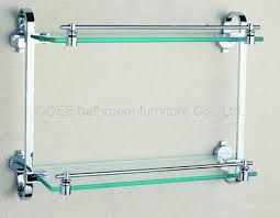Ikea Glass Shelves Bathroom Open Shelving Bathroom Glass Shelves Molding Brackets