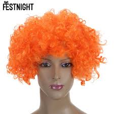 halloween wigs party city popular orange halloween wig buy cheap orange halloween wig lots
