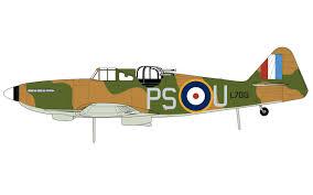 airfix boulton paul defiant mk 1 1 72 a02069