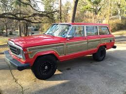 classic jeep wagoneer for sale 1988 jeep wagoneer for sale
