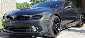 chevy camaro 2014 for sale grey 2014 chevrolet camaro 2ss coupe with 1le package for sale