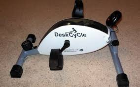fitdesk bicycle desk review