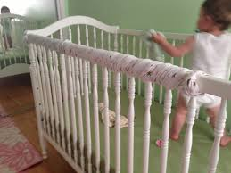 Bed Rails At Walmart Ideas Teething Guard For Crib Rail Crib Teething Guard Bed