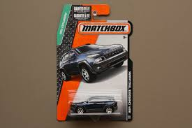 jeep matchbox matchbox 2016 mbx explorers jeep cherokee trailhawk navy blue