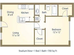 1 open floor plans chic and creative one bedroom apartment open floor plans this is a