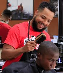 job spotlight with brandon hicks owner of the nappy root barber
