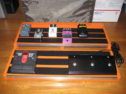 homemade pedal board gideond u0027s mind in mayhem