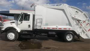 garbage truck for sale in florida