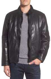 biker jacket men men u0027s leather genuine coats u0026 men u0027s leather genuine jackets