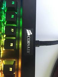 photos goodbye ugly corsair gaming logo mechanicalkeyboards