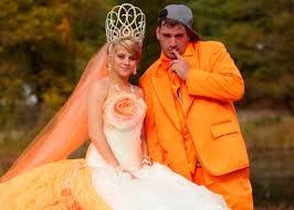 24 of the most hideous wedding dresses to ever have existed