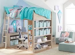 ivivva altered skies sleep study loft bedroom pbteen