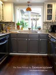 gray owl painted kitchen cabinets painting kitchen cabinets with wise owl one hour enamel