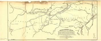 Miami Train Map by Wabash And Erie Canal Wikipedia