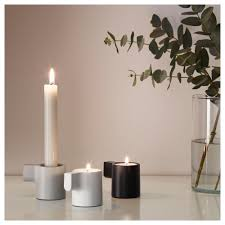 can you use tea light candles without holders ypperlig tealight holder grey 6 cm ikea