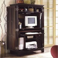 Wood Computer Armoire Crossings Wood Computer Armoire Affordable Modern Home Decor