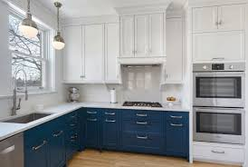 colored kitchen cabinets for sale 24 blue kitchen cabinet ideas to breathe into your kitchen