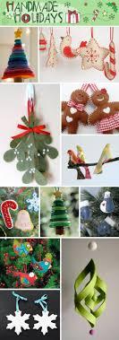 15 easy and festive diy ornaments diy crafts