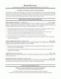hotel assistant manager resume the best letter sample