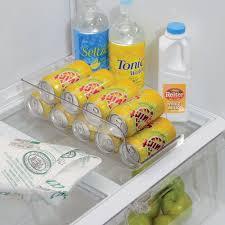 boite de rangement cuisine boîte de rangement pour canettes transparente interdesign